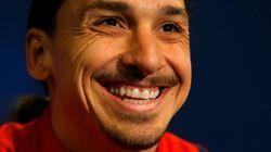 Zlatan Ibrahimovic aimerait remplacer la Tour Eiffel (qui lui