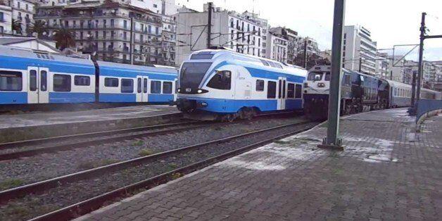 Suspension mardi et mercredi des lignes Thénia-Bordj Menaiel et