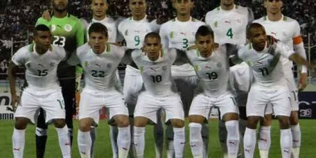 Football: la sélection algérienne 37e au classement FIFA du mois de