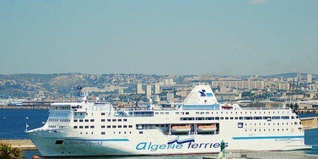 Traversée inaugurale de la ligne maritime de transport des voyageurs