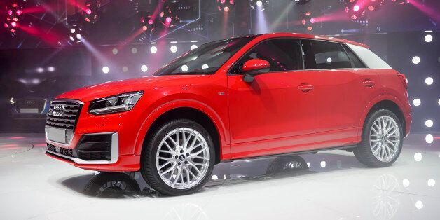 Audi Q2, nouvelle DS3, Bugatti... les nouveautés du Salon international de l'automobile de Genève