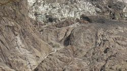 Previste nevicate sul Monte Bianco dove il ghiacciaio di Planpincieux rischia di