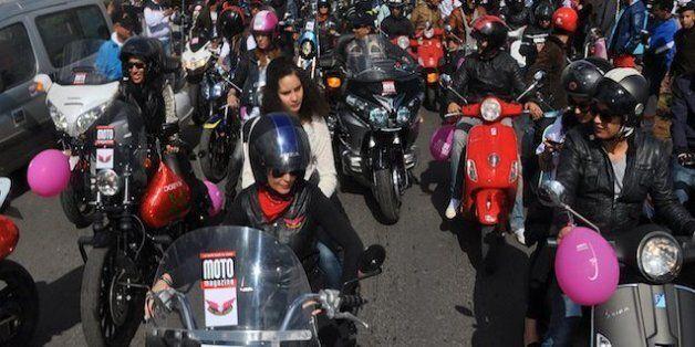 Les bikeuses marocaines se donnent rendez-vous à