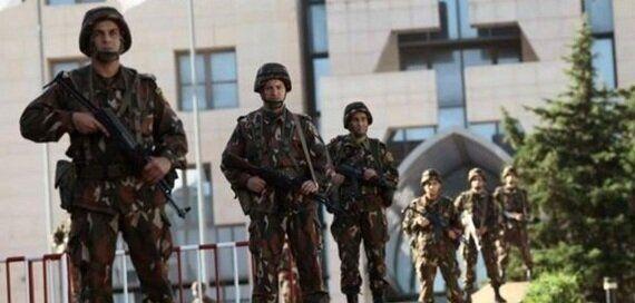 Solitude militaire régionale, l'ANP et le compter sur