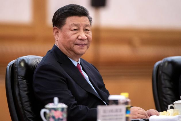 File image of Chinese President Xi