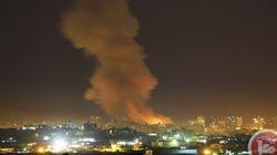 Gaza: frappes aériennes de l'occupation, un enfant