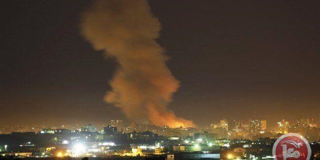 Gaza: frappes aériennes de l'occupation, un enfant tué et sa soeur grièvement
