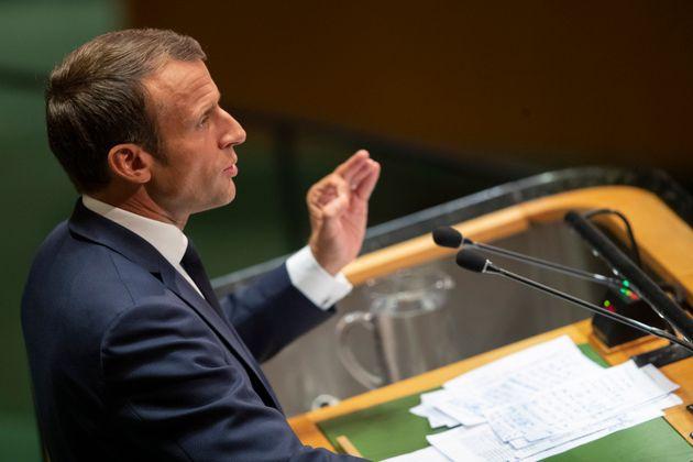 Σκληραίνει ο Μακρόν για το μεταναστευτικό: Η Γαλλία δεν μπορεί να υποδεχθεί όλον τον