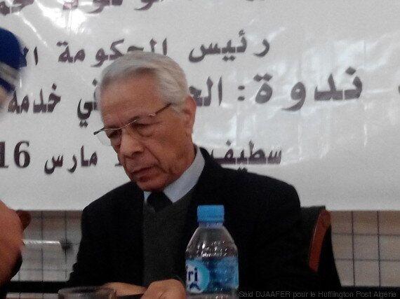 Mouloud Hamrouche sur les routes du pays en laboureur-semeur : Oui, nous pouvons