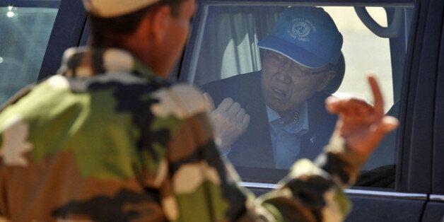 Sahara occidental: Ban Ki-Moon rejette les critiques du Maroc après sa