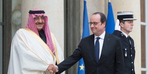 Légion d'honneur au prince héritier saoudien: Paris dit assumer une relation stratégique avec