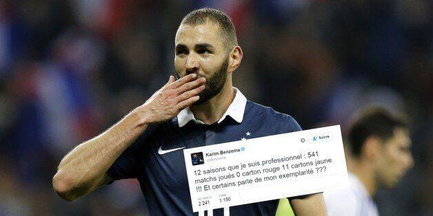 La réponse au vitriol de Karim Benzema à Manuel Valls sur son retour en équipe de