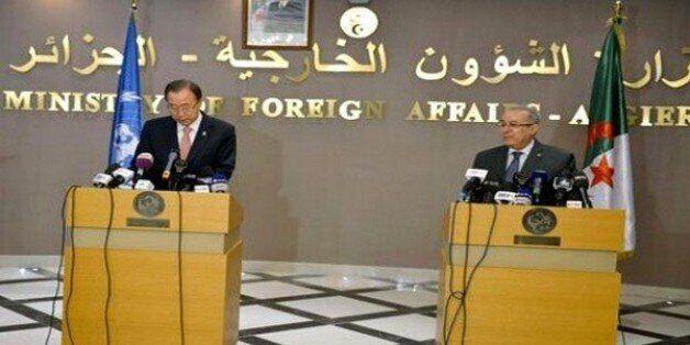 Lamamra et Ban soulignent l'impératif de parachever la décolonisation du Sahara occidental: