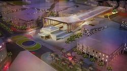 La gare de Rabat ville sera transformée en galerie
