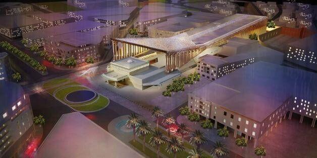 Future gare de Rabat