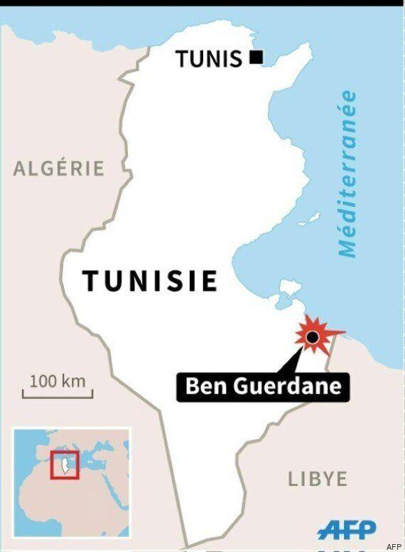 Benguerdane, c'est en Tunisie ou en Algérie
