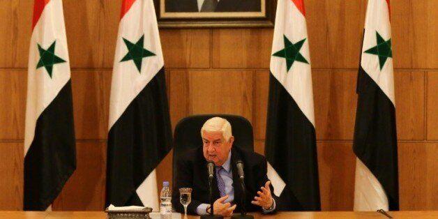 Syrie: le régime exclut de discuter du sort d'Assad à