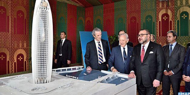 Le Maroc accueillera la plus haute tour d'Afrique, et voici à quoi elle