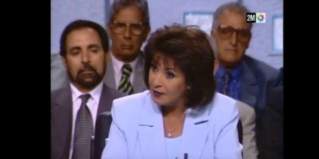 La journaliste marocaine Malika Malak n'est