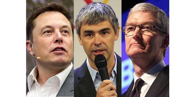 La réunion anti-Donald Trump très secrète de Tim Cook, Larry Page et Elon