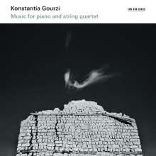 Konstantia Gourzi - Music for piano and string