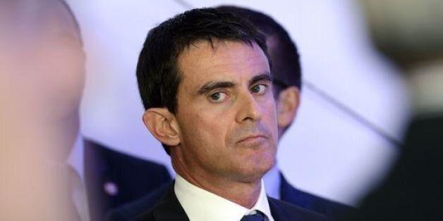 Manuel Valls en visite en Algérie le 9 et 10