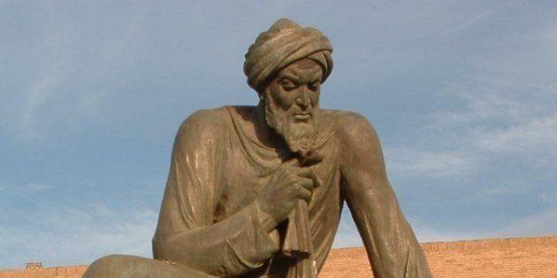 La statue de Al Khawarizmi en