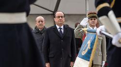 Hollande répond à la polémique sur la commémoration de la guerre