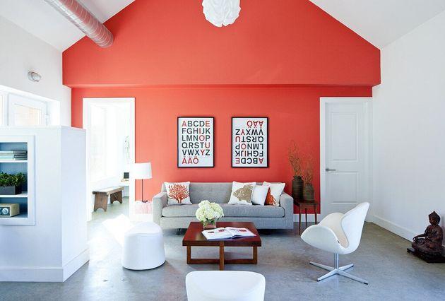 5 duos de couleurs pour le salon