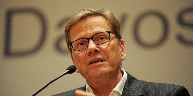 Décès de Guido Westerwelle, ancien ministre allemand des Affaires