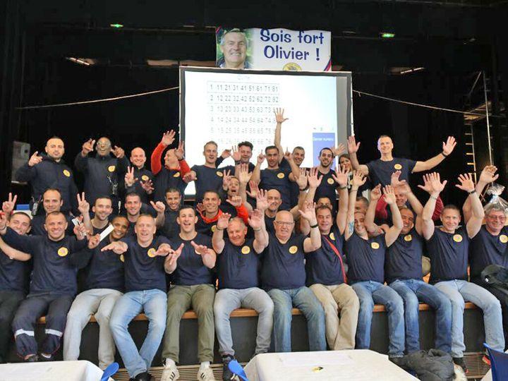 900 personnes ont participé au loto organisé en faveur d'Olivier, au mois de mai.