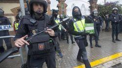 Interior refuerza la seguridad en Cataluña con el despliegue de