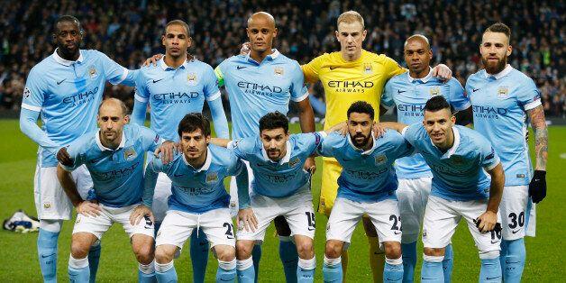 Les star de Manchester