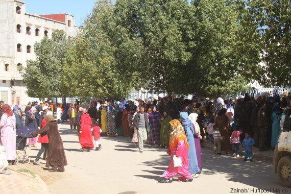 Zones enclavées: La caravane médicale de la Fondation Mohammed V fait étape à Jorf El Melha