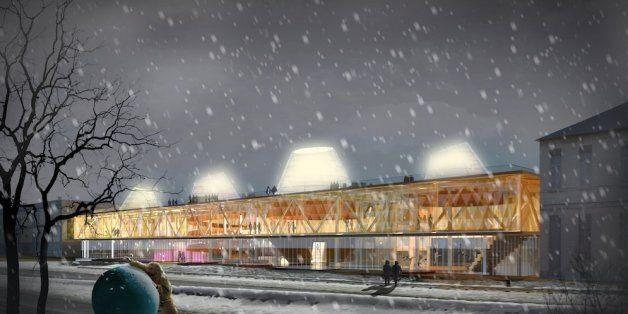 Un Marocain remporte un prix d'architecture à
