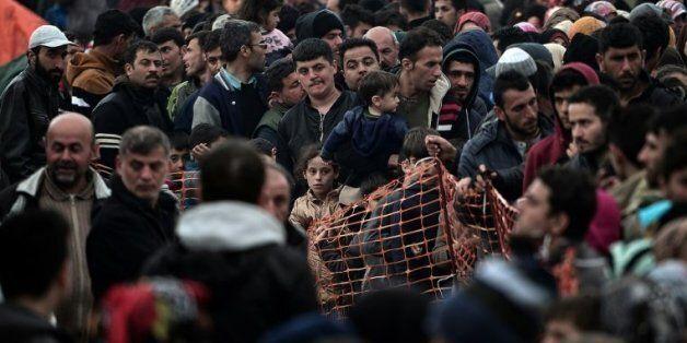 Les Européens essaient de s'entendre pour faire face à une crise migratoire sans précédent depuis la...