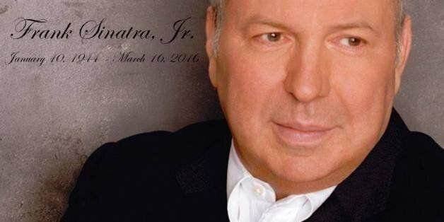 Frank Sinatra Junior est mort à l'âge de 72