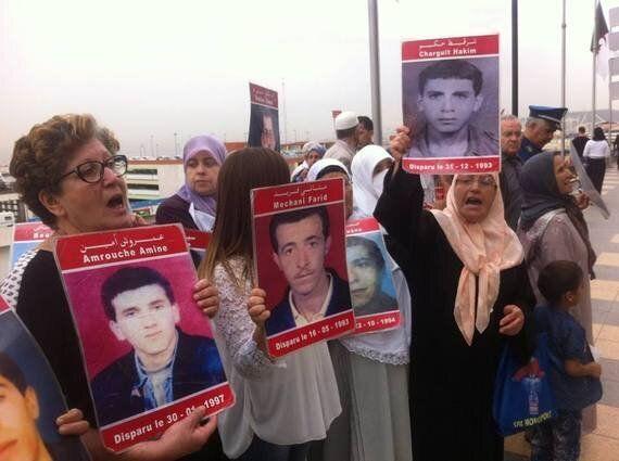 Disparitions forcées en Algérie: un crime contre