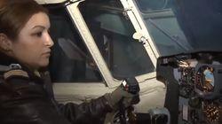 Rencontre avec les femmes pilotes des Forces aériennes royales