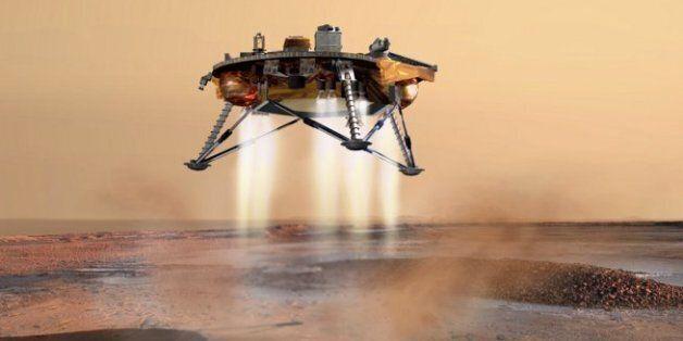 Le Maroc aura des airs de planète Mars pour les besoins d'une