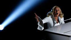 Lady Gaga a fait pleurer le tout
