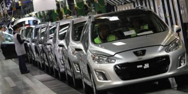 Oran: la future usine automobile