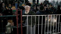 Rafah ouvre 3 jours, 2.500 Palestiniens sortent de Gaza sous