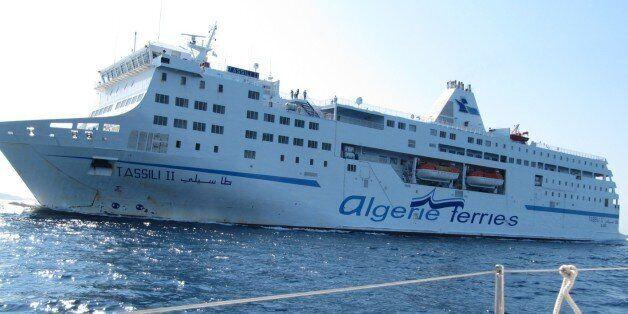 Ouverture de la ligne maritime Mostaganem-Alicante en