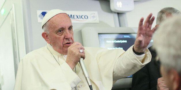 Contraception, Trump... Les annonces surprenantes du pape