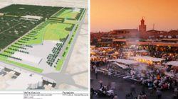 L'urbanisme événementiel pour booster le développement d'une ville: cas de l'organisation de la COP22 à