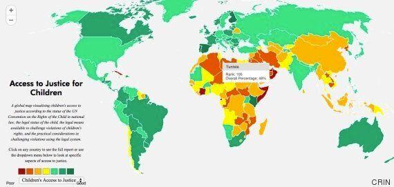La Tunisie 105e mondiale en matière d'accès des enfants à la