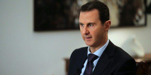 Assad veut être