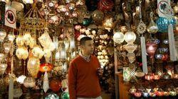 A plus de 550 ans, le fameux Grand bazar d'Istanbul, le plus visité au monde, est en