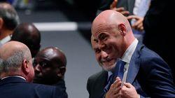 Gianni Infantino élu président de la
